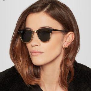 Ray-Ban Accessories | Rayban Clubmaster Sunglasses | Poshmark